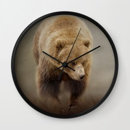 Heading Home Wall Clock