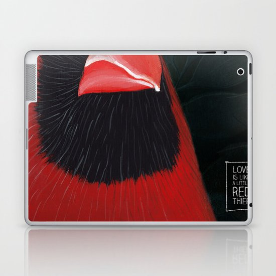 Love is... Laptop & iPad Skin
