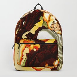 human dragon power Backpack