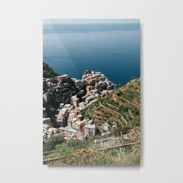 Landscape Photography by Patrick Untersee Metal Print
