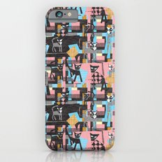 Picasso's cats iPhone 6s Slim Case