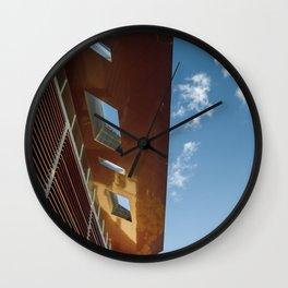 Reina Sofia Wall Clock