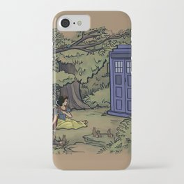 Escape from the Dark Forest iPhone Case