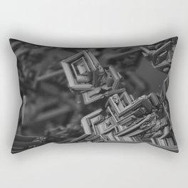 Industrialized Rectangular Pillow