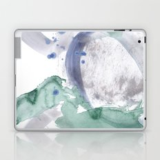 pastel on white Laptop & iPad Skin