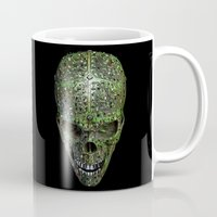 data Mugs featuring Bad data by GrandeDuc