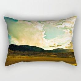Like Gold Rectangular Pillow