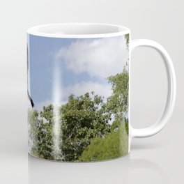 Girl on Swing Coffee Mug