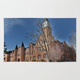 Cherokee Nation - NSU, Originally the Cherokee Female Seminary of 1841, No. 1 of 4 Rug