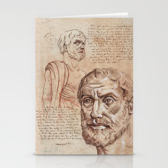 Aristotle Stationery Cards