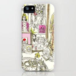 Altar iPhone Case