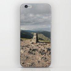 Lake District England iPhone & iPod Skin