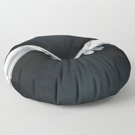 Cosmic Touch Floor Pillow
