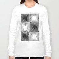 psych Long Sleeve T-shirts featuring psych by glitch