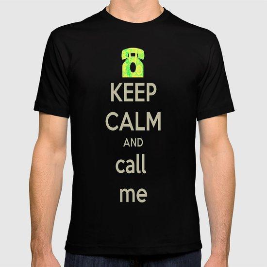 Keep Calm Call T-shirt
