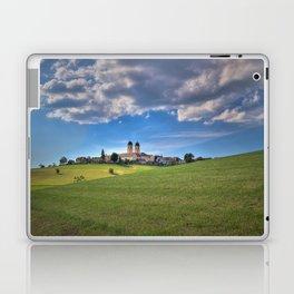 Kloster St. Morgen im Schwarzwald Laptop & iPad Skin
