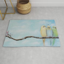 One Spring Day Rug
