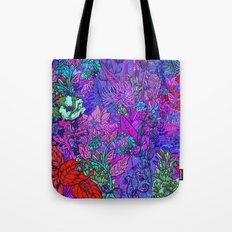 Electric Garden Tote Bag