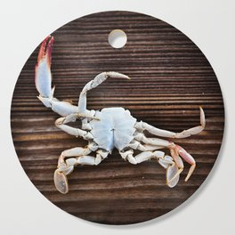 Crabby Cutting Board