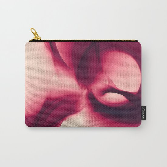 Splash of Wine Fractal Carry-All Pouch