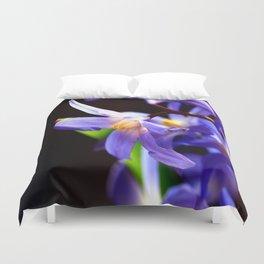 Bluestar bloom Duvet Cover