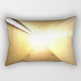 Light at the End of the Tunnel Rectangular Pillow