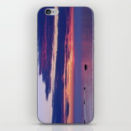 Dusk Reflected iPhone Skin
