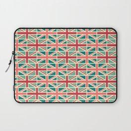 British/UK Flag Pattern Laptop Sleeve