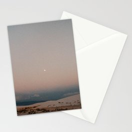 Sunset in the Valley Stationery Cards