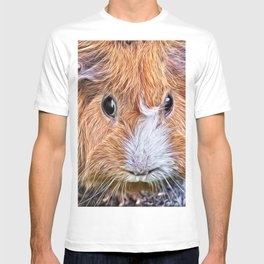 Painted Guinea Pig 5 T-shirt