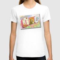 lemongrab T-shirts featuring Greetings from Ooo / Adventure Postcard by Lauren C Skinner