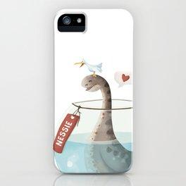 Nessie iPhone Case
