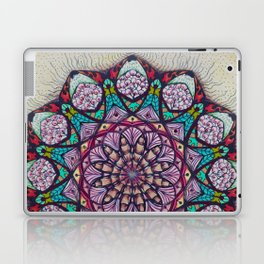 Creation Mandala - מנדלה בריאה Laptop & iPad Skin