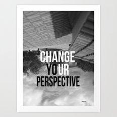 PERSPECTIVE! Art Print