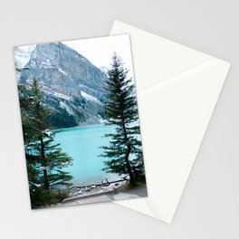 354. Louise Lake View, Banff, Canada Stationery Cards