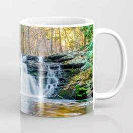 Fall Falls Coffee Mug
