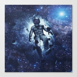This is Travel Canvas Print