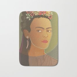 Dear Frida / Stay Wild Collection Bath Mat