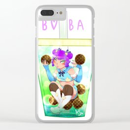 BOBA Clear iPhone Case