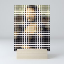 Mona Lisa Mini Art Print