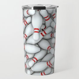 Bowling pins Travel Mug