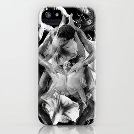 Pleasure Garden iPhone Case
