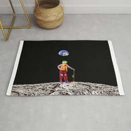 Moon Clown Rug