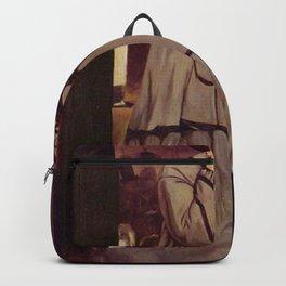 Edouard Manet - The Street Singer Backpack