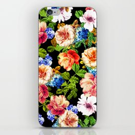 Botanical Garden iPhone Skin