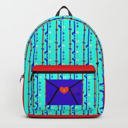 Mail Room / Mailman Backpack