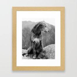 Corinne Framed Art Print