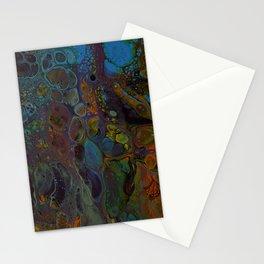 005 - Oil slick Stationery Cards