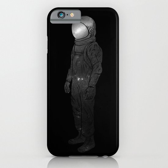 It's Lonely Out In Space iPhone & iPod Case