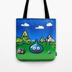 A Slime Draws Near! Tote Bag